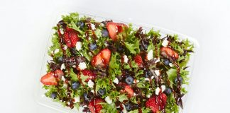 New Fresh Berry Salad Lands On The Menu At Blaze Pizza