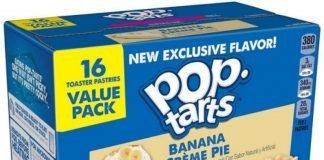 Pop-Tarts Reveals New Lemon Crème Pie, Peach Cobbler And Banana Crème Pie Flavors