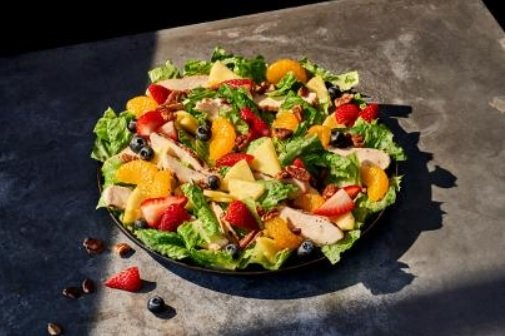 Strawberry Poppyseed Salad And Summer Corn Chowder Return To Panera For A Limited time