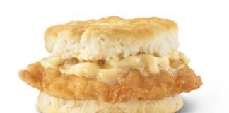 Wendy's Launches New $1.99 Honey Butter Chicken Biscuit Deal
