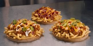 Wienerschnitzel Offers New Chili Cheese Fries From Around The World For A Limited Time