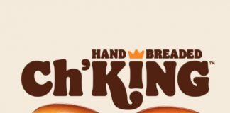 Burger King To Introduce New Hand-Breaded Ch'King Sandwich Nationwide On June 3, 2021