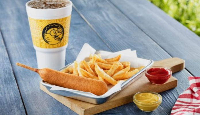 Fletcher's Original Corny Dogs Return To Golden Chick For A Limited Time