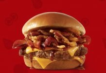 Free Bourbon Bacon Cheeseburger With Any Wendy's Purchase Over $15 Via Postmates Through May 9, 2021