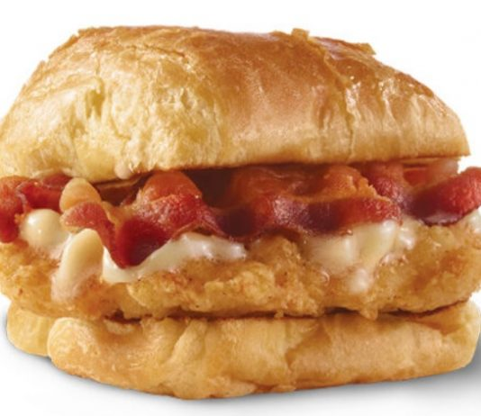 Free Maple Bacon Chicken Croissant With Any Breakfast Purchase Via The Wendy's App Through May 9, 2021