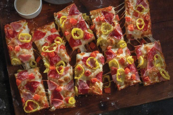 Jet's Pizza Bakes New Italian Hero Pizza