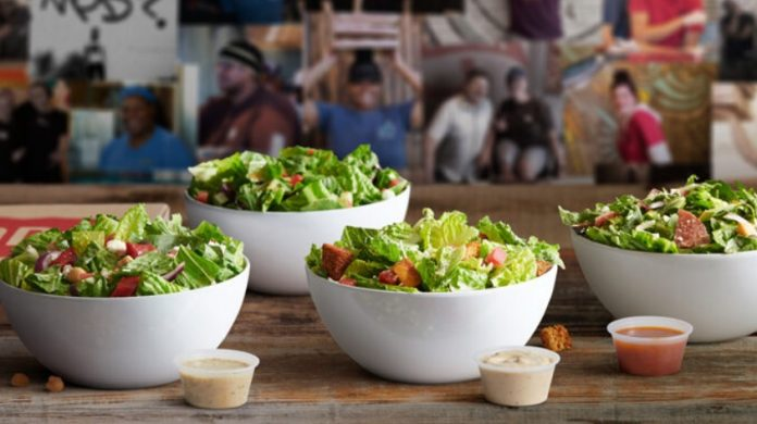 Mod Pizza Launches New Salad Menu And New Crafted Dressings Nationwide