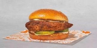 Popeyes Introduces New Blackened Chicken Sandwich