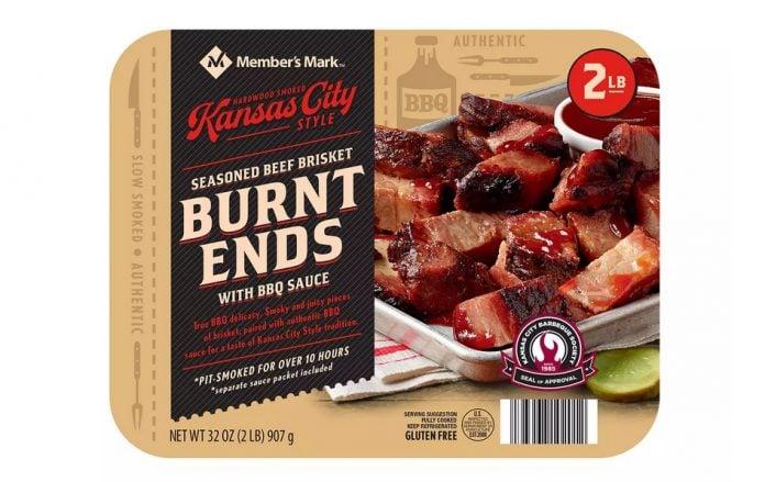 Sam's Club Releases New Kansas City Style Seasoned Beef Brisket Burnt Ends