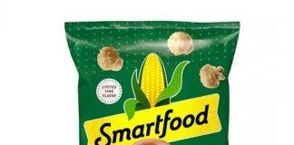 Smartfood Popcorn And Krispy Kreme Launch New Original Glazed Doughnut Popcorn