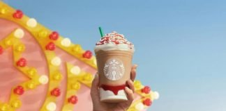 Starbucks Introduces New Strawberry Funnel Cake Frappuccino And Brings Back Unicorn Cake Pop As Part Of 2021 Summer Menu