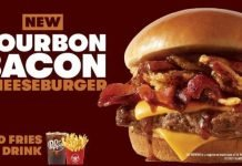 Wendy's Debuts New Bourbon Bacon Cheeseburger