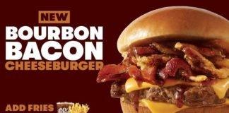 Wendy's Debuts New Bourbon Bacon Cheeseburger