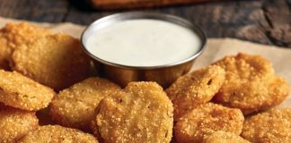 Zaxby's Welcomes Back Fried Pickles