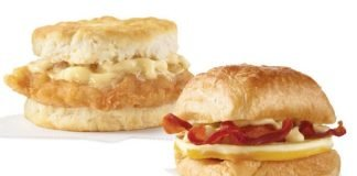 2 For $4 Breakfast Sandwiches Deal Is Back At Wendy's For Summer 2021