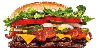 Burger King Quietly Rolls Out The Texas Double Whopper Nationwide