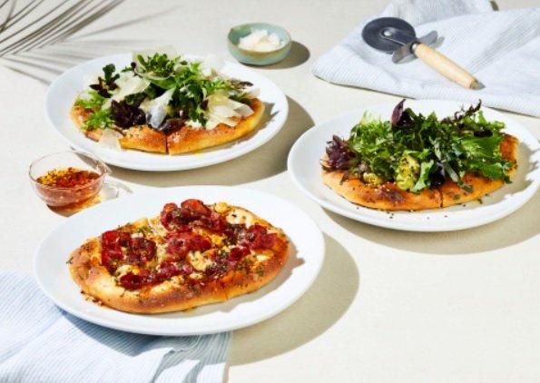 California Pizza Kitchen Launches New California Focaccias, New Crispy Artichoke Salad And Two New California-Inspired Pizzas