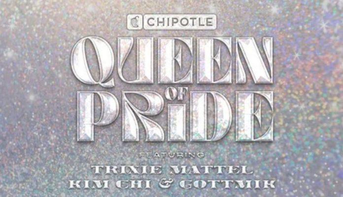 Chipotle Debuts New Trixie Mattel Pride Burrito, Kim Chi Pride Bowl And Gottmik Pride Salad As Part Of New Queen Pride Of Event