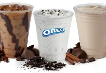 Del Taco Pours New Oreo Cookie Horchata Shake And Mexican Chocolate Shake As Part Of New Summer Drinks Menu