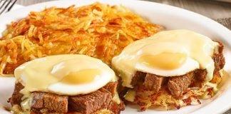 Denny's Unveils New Eggs Benedict-Inspired Bennys Breakfasts