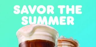 Dunkin' Introduces New Smoked Vanilla Cold Brew with Sweet Cold Foam, Smoked Vanilla Iced Latte And Sunrise Batch Iced Coffee