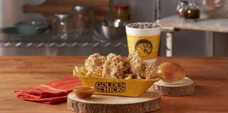 Golden Chick Is Adding A New Boneless Thighs And Fries Combo To Its Menu