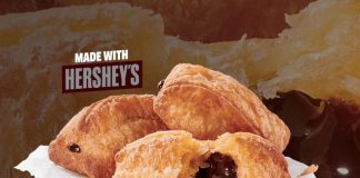 Jack In The Box Launches New Chocolate Croissant Bites Made With Hershey's Chocolate