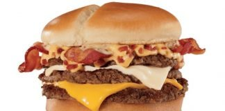 Jack In The Box Releases New Triple Bacon Cheesy Jack