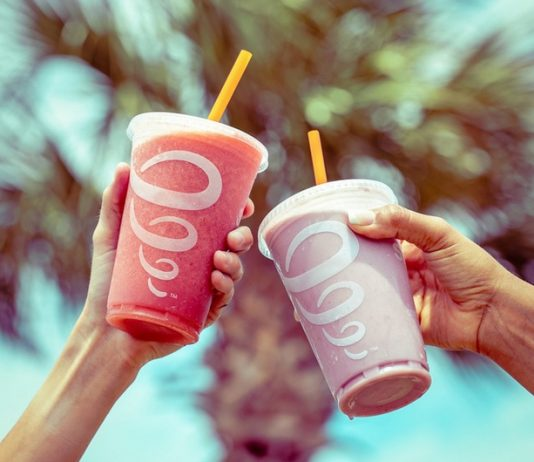 Jamba Is Bringing Back Watermelon Breeze And Plant-Based Summer Blackberry Smoothies For Summer 2021