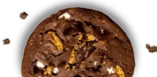 Pieology Bakes New S'mores Cookie