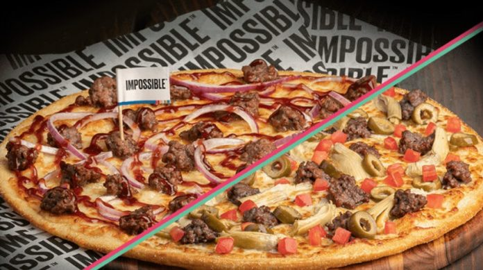 Pizza Guys Debut New Impossible Beef BBQ Pizza And Impossible Artichoke Pesto Pizza
