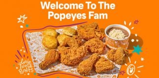 Popeyes Introduces Its First-Ever Loyalty Program, Popeyes Rewards, Alongside New Welcome To The Fam Meal