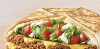 The Triple Double Crunchwrap AKA 'Grande Crunchwrap' Is Back At Taco Bell For A Limited Time