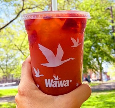 Wawa Debuts New Refreshers Made With Real Fruit Juice