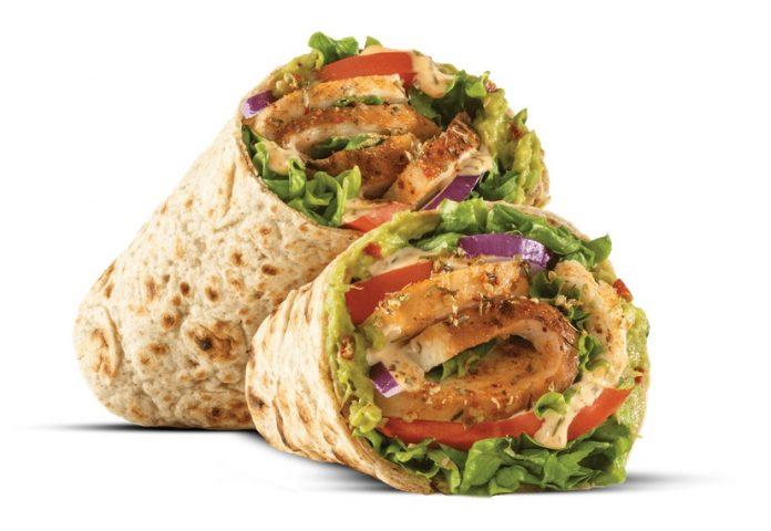 Arby's Adds New Market Fresh Southwest Chicken Avocado Wrap