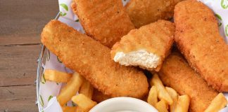 Beyond Meat Releases New Plant-Based Chicken Tenders