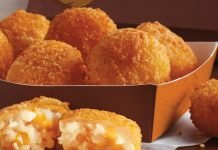 Burger King Welcomes Back Cheesy Tots Alongside New Brownie Batter Shake