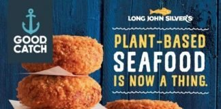 Long John Silver's And Good Catch Introduce New Plant-Based Seafood Options