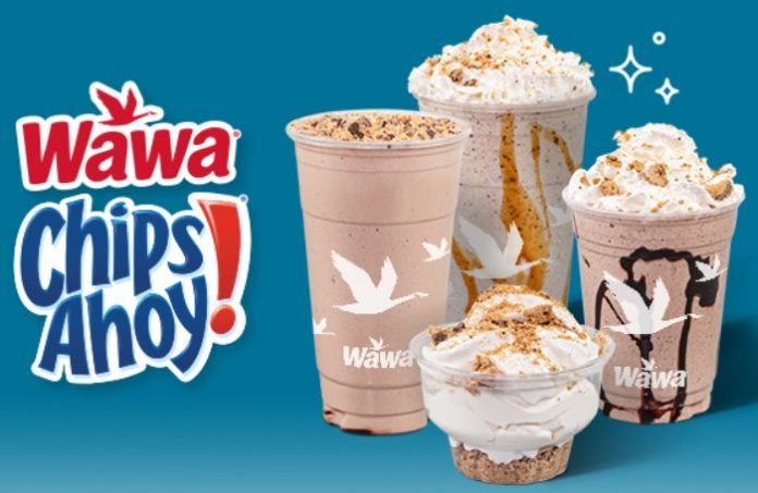 Wawa Partners With Chips Ahoy! For New Summer Beverage Lineup