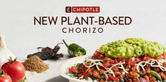 Chipotle Testing New Plant-Based Chorizo At Select Locations