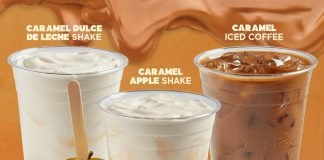 Del Taco Reveals New Caramel Apple Shake And Caramel Iced Coffee As Part Of New Caramel Dreams Beverage Lineup