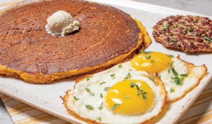 First Watch Welcomes Back Pumpkin Pancakes As Part Of New 2021 Fall Menu