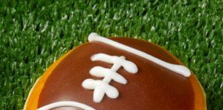 Football Donuts Are Back At Krispy Kreme For 2021 Football Season