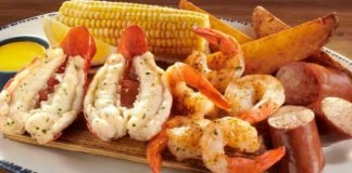 Red Lobster Offers Family Meal Deals Starting At $7