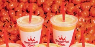 Smoothie King Blends New Keto Champ Pumpkin Smoothie As Part Of 2021 Pumpkin Smoothie Lineup