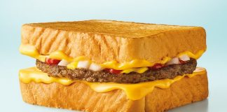 Sonic Introduces New Grilled Cheese Burger