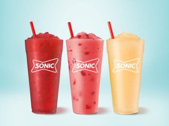 Sonic Pours New Strawberry Frosé And Red Berry Sangria As Part Of New Wine-Inspired Uncorked Slushes Lineup