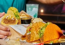 Taco Bell Is Selling A New $7 Deluxe Cravings Box At Select Locations