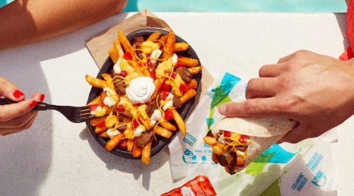 Taco Bell Is Testing New White Hot Ranch Fries And A New White Hot Ranch Fries Burrito In Chicago