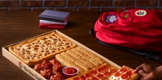 The Big Dinner Box Is Back At Pizza Hut